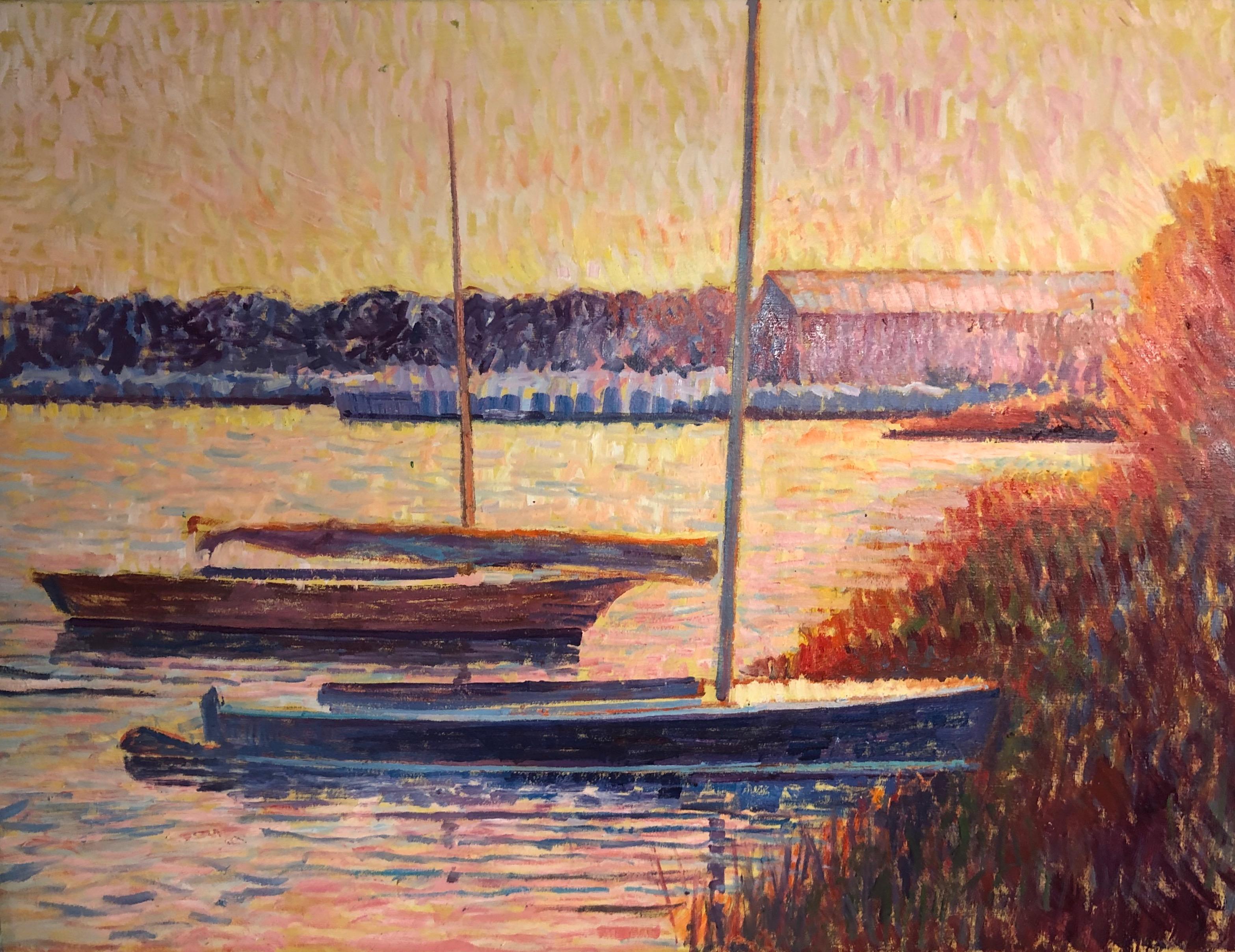 Bass River Sunrise