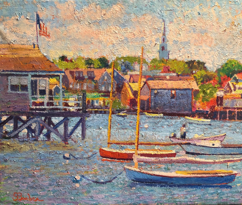 Edward Carey House Nantucket