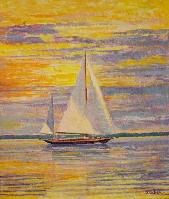 Glide at Full Sail