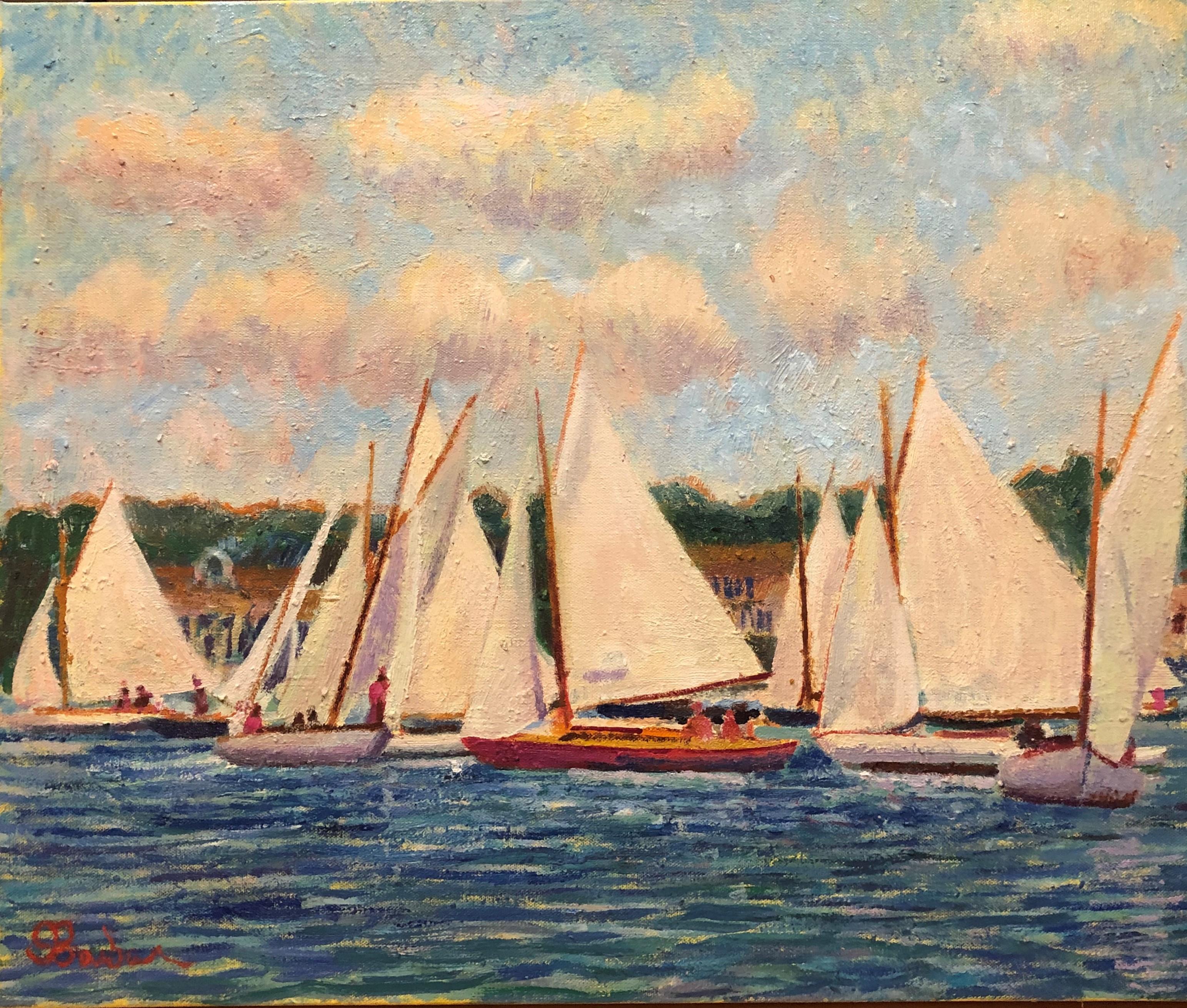 Sailing Wianno Seniors