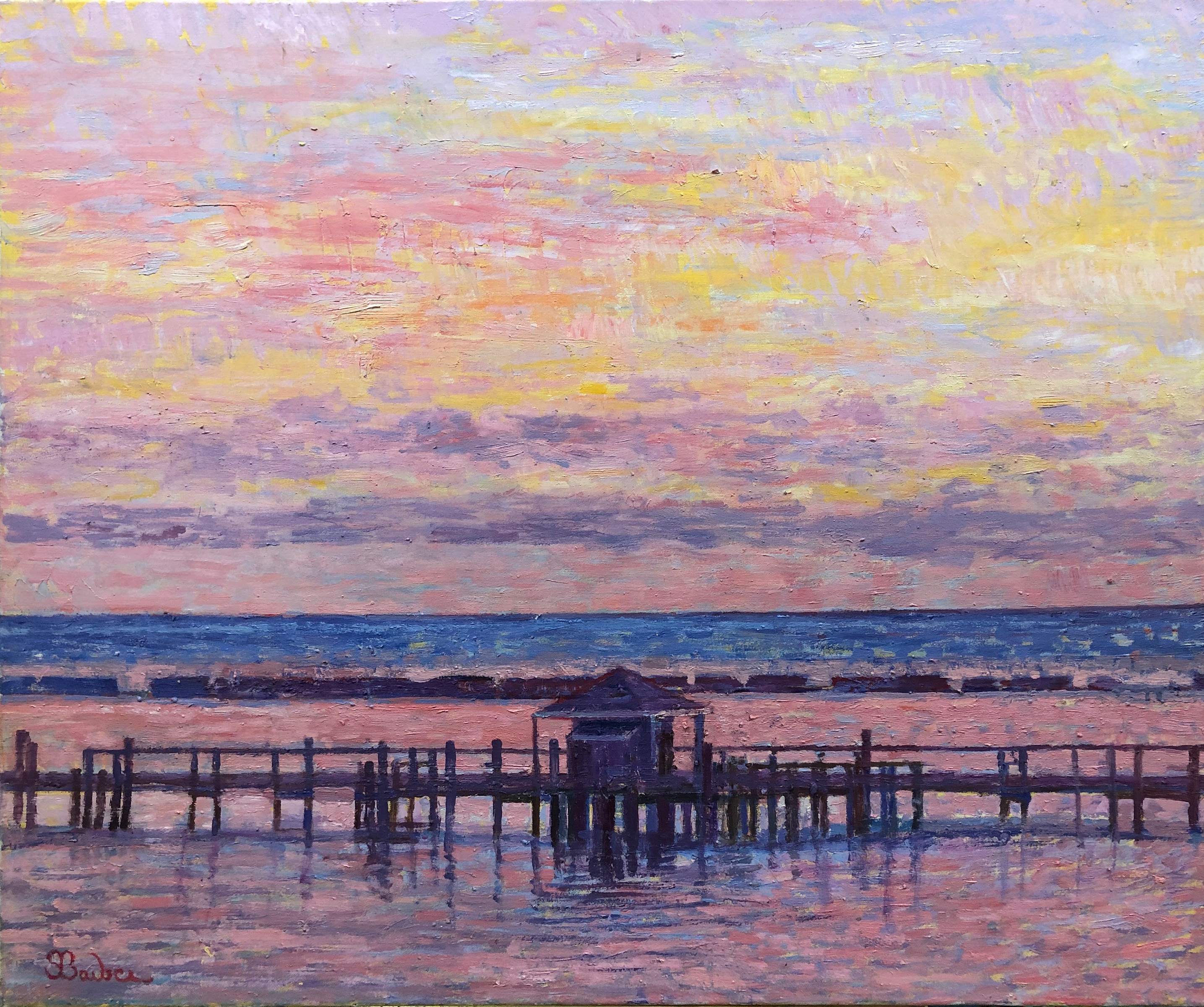 Sunrise at Hyannis Port
